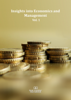 Cover for Insights into Economics and Management  Vol. 1