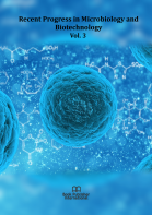Cover for Recent Progress in Microbiology and Biotechnology  Vol. 3
