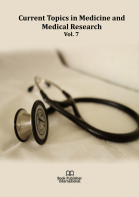 Cover for Current Topics in Medicine and Medical Research  Vol. 7