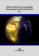 Cover for Modern Advances in Geography, Environment and Earth Sciences  Vol. 1