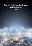 Cover for New Ideas Concerning Science and Technology  Vol. 1