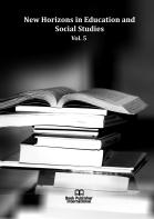 Cover for New Horizons in Education and Social Studies  Vol. 5