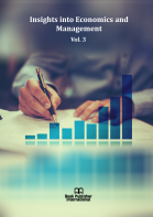 Cover for Insights into Economics and Management  Vol. 3