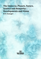 Cover for The Universe, Planets, Nature, Science and Humanity: Developments and Vision