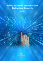 Cover for Recent Advances in Science and Technology Research Vol. 8