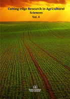 Cover for Cutting-edge Research in Agricultural Sciences  Vol. 4