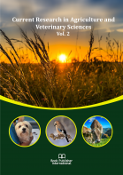 Cover for Current Research in Agriculture and Veterinary Sciences  Vol. 2