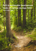 Cover for Path to Sustainable Development Goals: An African Vantage Point