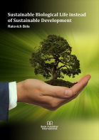 Cover for Sustainable Biological Life instead of Sustainable Development