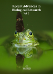 Cover for Recent Advances in Biological Research Vol. 5